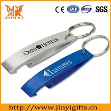 Cheap price sale Aluminum materail bottle opener keyring