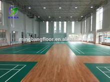 Qualified Basketball Flooring