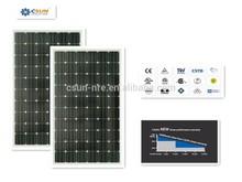 High Efiiciency CSUN 270W Mono Solar Panel