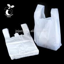 "Plastic White Vest Carrier / Shopping / Bags - 12"" x 18"" x 22"""