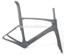New aero carbon TT bike frame road TT frame BB386