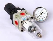 SMC type AW series regulator air compressor regulator truck air pressure regulator