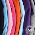 Teñido lazo caliente de la venta de viscosa / algodón de la camiseta para presidente francés elección