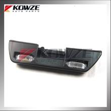 License Plate Lamp For Mitsubishi Pajero IO Montero IO H65W H66W H67W H76W H77W MR322630