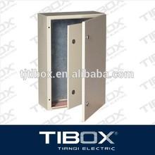 TIBOX metal power enclosure distribution box enclosed modular enclosures