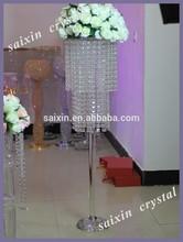 Beautiful decorative artificial flower table centerpiece for event decor