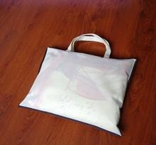 soft nonwoven edge binding pillow packaging bag