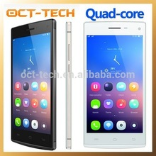 High resolution Android 4.4 smartphone,New OCTA Android mobile phone 1GB RAM