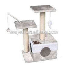 cheap Natural sisal cat tower cat Pets item