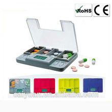 Hot sale Medical gadgets Pill box timer medical alarm