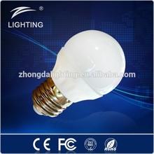 2014 top selling led bulb ul 5w