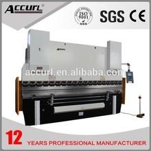 press bender cnc hydraulic metal sheet press brake hand tube bender