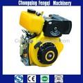 10hp ar- refrigerado a pequena potência do motor diesel