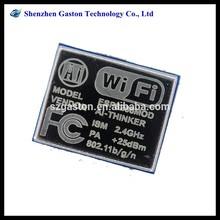 Free sample Serial Wireless WIFI Module Transceiver 2.4G 25dBm 802.11b/g/n ESP-06 WIFI Module