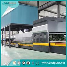 LandGlass Flat-Bending Tempered Glass Making Machine For Tempering Window Glass