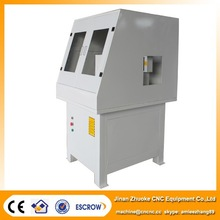 Hot Sale CNC Router for Aluminum Mould Carving Japan Servo Motor Italy Spindle DSP System ZK-4040