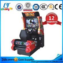 CY-RM27 play car games arcade game racing car machine motion simulator racing