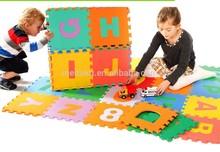 Meitoku brinquedos com a letra i jogo de crianças esteira do jogo do bebê