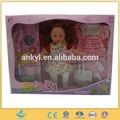 Falante boneca boneca braços e pernas corpo boneca