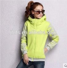 loose long-sleeved hoodies add wool fleece sheet
