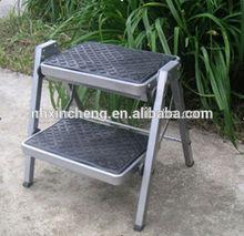 portable folding step stool