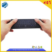 2015 wifi remote control with keyboard air mouse for set up box smart phone etc
