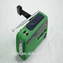 High quality Dynamo flashing color light speaker