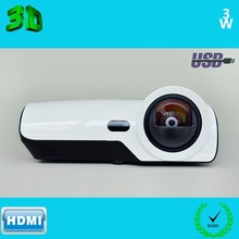 Hivista short-throw very cheap professional china 3d portable projector