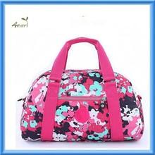 ladies canvas travel bag crossbody duffle bag
