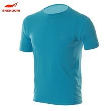 2015 short sleeve women fashion design export clothes sports t-shirt
