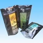 Accept custom order enviroment friendly standing coffee bean bag