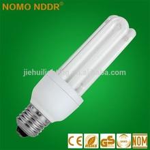 Factory Price 2U 9W CFL Energy Saving Light