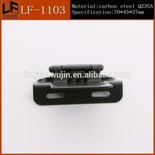 Foshan manufacturer supply Steel self-closing hinge/door lash hinge