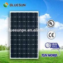 New design good price mono solar panel price india 250w