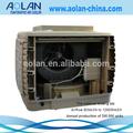 Débit d'air 18000m3/1650cm sortie 1.5kw industriel équipement de ventilation