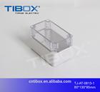 plastic housing from TIBOX China