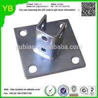 Custom stainless steel/Inox metal works , precision metal works metal stampings in Dongguan China