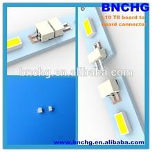 new design SMT Type male female gender connectors for led pcb 120V 3A pitch 1.8mm