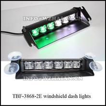 Emergency Strobe Light/6W LED Dash Light/LED Strobe Flashing Light for Visor TBF-3868-2E