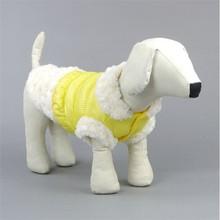 Economical custom design high quality dog winter coat
