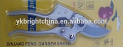 Wholesalers best bypass garden secateur manufacture stainless steel scissors