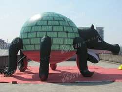 giant inflatable monster for sale,CE wild boar inflatable