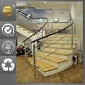 Bauen wendeltreppe geländer für Herrenhaus/Gebäude/Block/Bau Innenraum