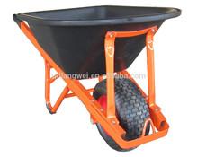 heay load capacity easy to assemble wheelbarrow