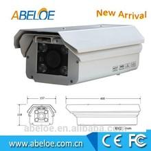 2Mega 100Meter distance License plate camera HD 1080P LPR IP Camera