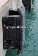 Marine MV ruber fender for wharf