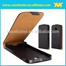 For Moto E Flip Cover, For Motorola Moto E Flip Leather Case