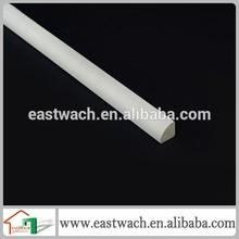 Consistent density rectangular architectural lightweight moulding