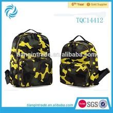 fashion Camouflage bag backpack unisex leisure bag wholesale