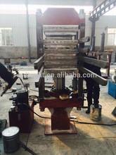 Competitive Price & High Quality Plate Vulcanizer / Plate Vulcanizing Machine ( auto control)